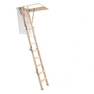 Горищні сходи DOLLE ClickFIX CF F 30 см 120x60