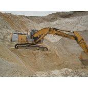 Песок карьерный Мк 0,6-1,0 мм