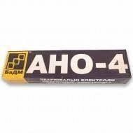 Электроды сварочные АНО-4 5,0 мм БАДМ 5 кг
