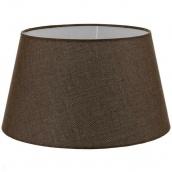 Абажур для світильника EGLO 1+1 Вінтаж коричневий (49656)