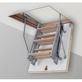 Лестница на чердак TermoMet 3s 110х60 см