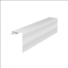 Планка VOX білявіконна S-17 біла 3,81 м 11см