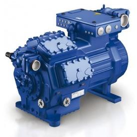 Полугерметичный поршневой компрессор GEA BOCK HG 88Е/3235-4S 4,688 м3/мин