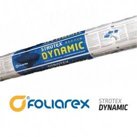 Паропроницаемая пленка STROTEX DYNAMIC мембрана
