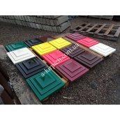 Кришки на паркан LAND BRICK Токіо кольорові
