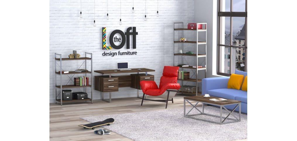 меблі в стилі LOFT