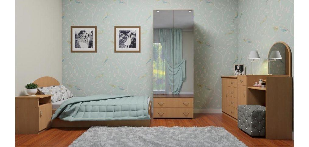 Компанит мебель для спальни
