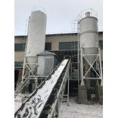 Бетонний завод Моноліт АБСУ-60 скіп/конвеєр 60 м3/годину