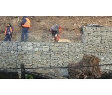 Бутовий камінь гранітний 150-350 мм
