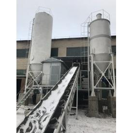 Бетонный завод Монолит АБСУ-60 скип/конвейер 60 м3/час