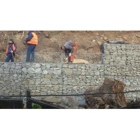 Бутовый камень гранитный 150-350 мм