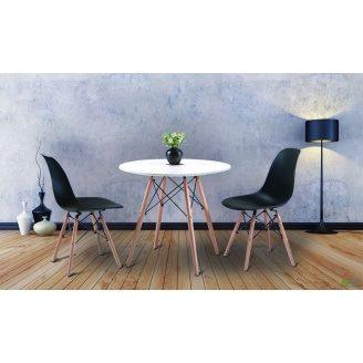 Обеденный комплект AMF Ribes + два стула