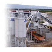 Бетонозмішувальний завод Euro 4VE/WET 45 м3/год