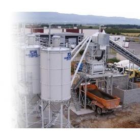 Бетоносмесительный завод Euro 4VE/WET 45 м3/ч