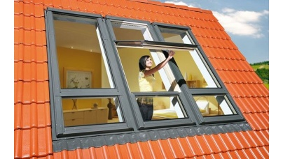 Мансардні вікна для будинку