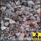 Вторичный щебень дробленый бетон