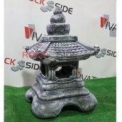 Ліхтар Rock Side Китайський 36х36х57 см під старовину темний