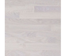 Паркетная доска Graboplast JIVE трехполосная Дуб Лед отбеленный Rustic 2250х190х14 мм