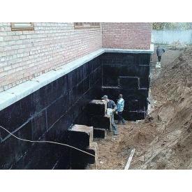 Устройство гидроизоляции фундаментов