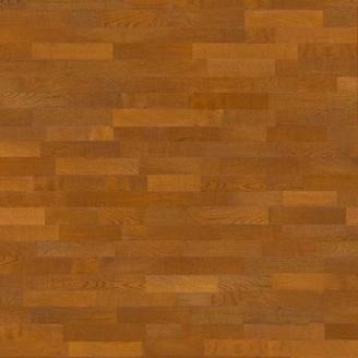 Паркетная доска Graboplast JIVE трехполосная Дуб Медовый Trend 2250х190х14 мм