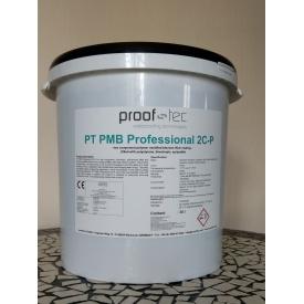 Битумная гидроизоляционная мастика Proof Tec PT PMB Professional 2 C-P 30 л
