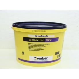 Эластичная мастика WEBER weber.tec 822 24 кг