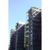 Облицювання фасаду панелями фіброцементними