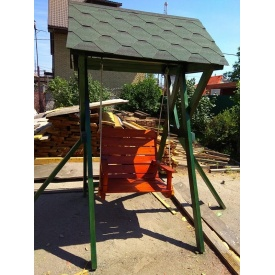 Качели садовые 10 0х50 мм 200 кг