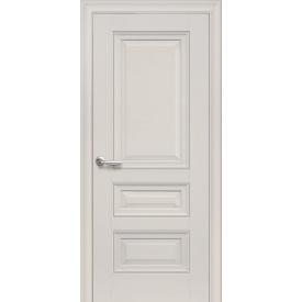Дверное полотно Новый Стиль Элегант СТАТУС магнолия 700 мм глухое ПП Premium