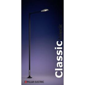 Опора освітлення Pillar Electric Класік 100 Вт