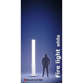 Вуличне освітлення опора Pillar Electric Файр Лайт 100 Вт