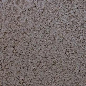 Тротуарна плитка Золотий Мандарин Плац Антик 160х60 мм на сірому цементі коричневий