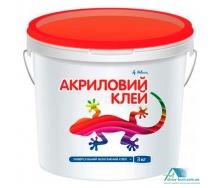 Монтажный акриловый клей Полимин 3 кг