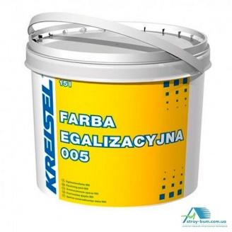 Фарба фасадна силіконова Kreisel Egalisierungsfarbe-005 15 л База А-біла