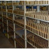 Втулка бронзова БРАЖ 9-4 ПРО 5 Ц 5 З 5 відцентрове лиття з механічною обробкою