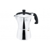 Гейзерна кавоварка VINZER Moka Aroma 9 чашок по 55 мл (89390)