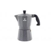 Гейзерна кавоварка VINZER Moka Granito 6 чашок (89398)