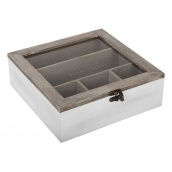 Коробка для зберігання ATMOSPHERA spring garden 24х25х8 см (156879-2)