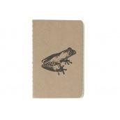 Блокнот KOOPMAN 32 аркуша 14x9 см жаба (110389330)