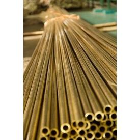 Труба латунная Л63 6х1,0х3000 мм