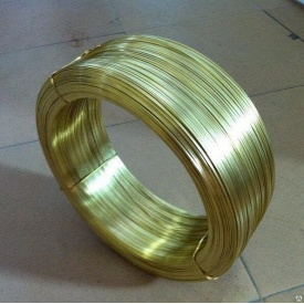 Проволока латунная 5,0 мм Л63