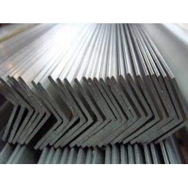 Уголок алюминевый разносторонний АД31Т5 с покрытием и без покрытия 60х40х2 мм 6 м