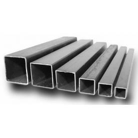 Труба стальная профильная 30х10х1,2 мм сварная