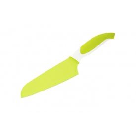 Нож сантоку GRANCHIO зеленый 18 см 88675