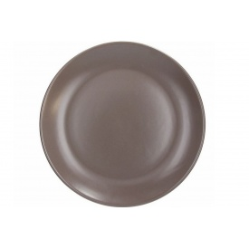 Обеденная тарелка TOGNANA FABRIC TORTORA 26 см (FA100260817)