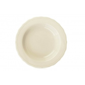 Тарелка для супа DUKA Emma бежевая (1212218)