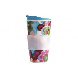 Чашка FRENCHBULL Gala с рисунком фарфоровая 470 мл (969933)