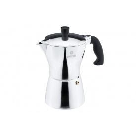 Кофеварка гейзерная VINZER Moka Aroma 9 чашек по 55 мл (89390)