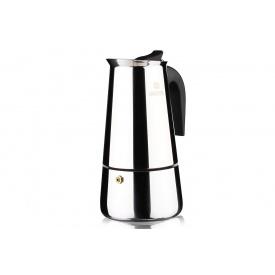 Кофеварка гейзерная VINZER Moka Inox Induction 4 чашки по 55 мл (89391)