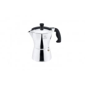 Кофеварка гейзерная VINZER Moka Aroma 3 чашки по 55 мл (89388)